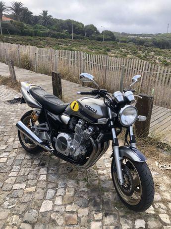 Yamaha XJR 1300 SP Ohlins