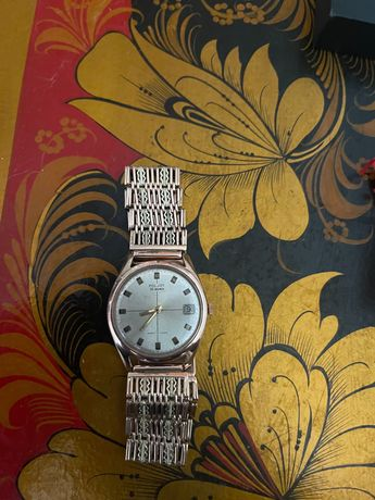 Золотые часы  Полёт