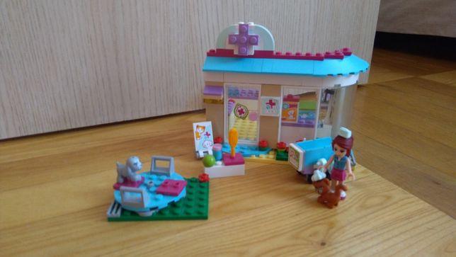 LEGO friends 41085 lecznica dla zwierząt