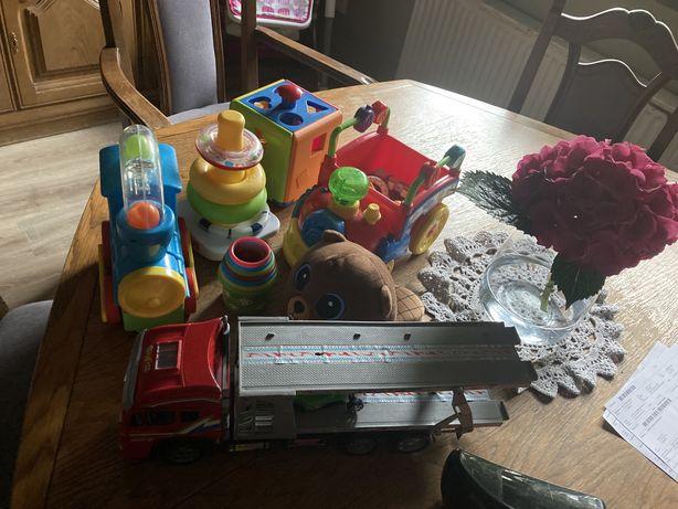 Wymienie zabawki