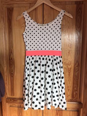 Duża paka ubrań dziewczęcych sukienki, bluzka 152/158 h&m, house