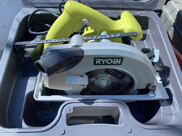 RYOBI serra circular EWS 1266