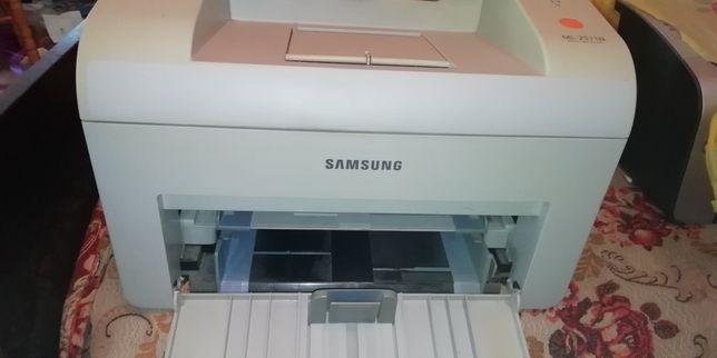 Принтер лазерный HP1006, Samsung ML2571n