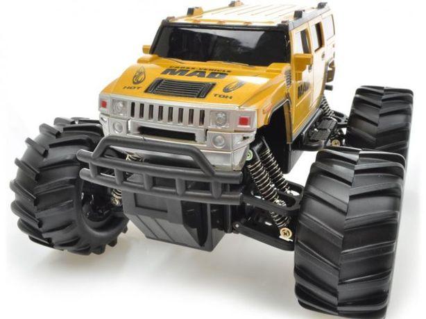 Samochód Zdalnie Sterowany RC Monster Truck Pilot 4x4