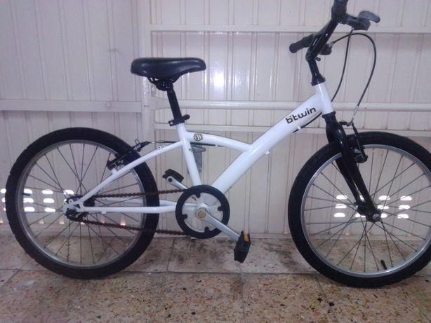 Bicicleta de criança 20.