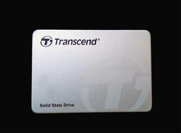 SSD диск Transcend 64GB (SSD37OS) винчестер SSD на 64GB