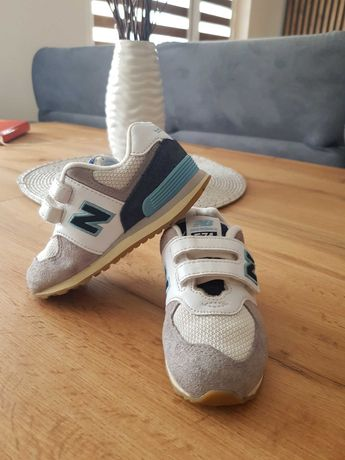 Buty new balance i adidas 25