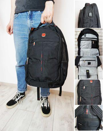 Мужской спортивный рюкзак для ноутбука мандры c usb