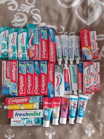 Зубная паста для взрослых и детей Сша. Оригинал. Просрочка!!