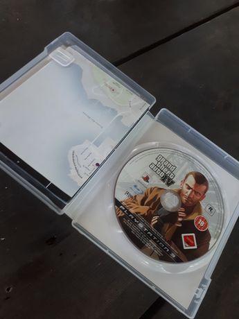Gra GTA IV 4 ps3, Play Station 3
