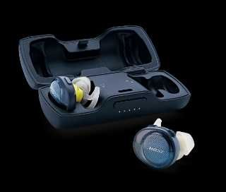Słuchawki bezprzewodowe bluetooth Bose SoundSport Free