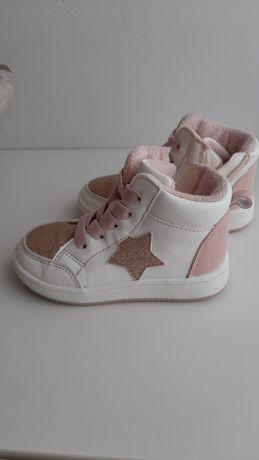Buty dziecięce r. 24 h&m