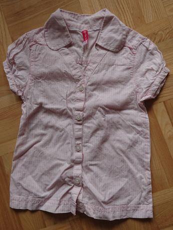 Koszula, bluzka dla dziewczynki marki 5-10-15, nowa !