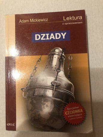 """Lektura """"Dziady"""""""
