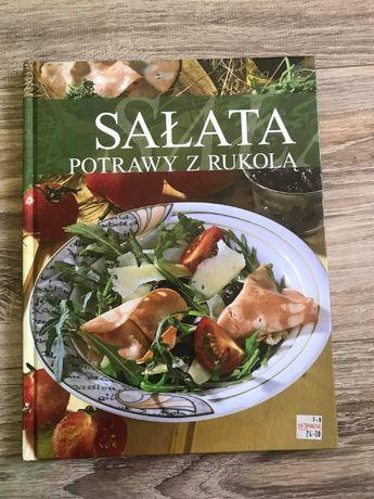 Sałata - potrawy z rukolą