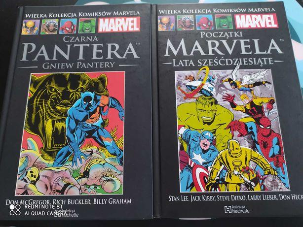 Komiksy dwa-Marvel