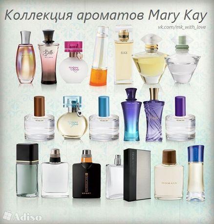 Продам духи и одеколоны Мери кей (Mary Kay) со скидкой -40%
