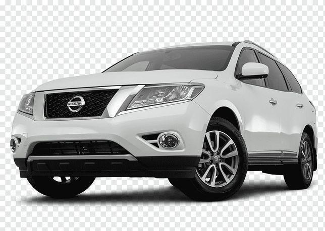 Запчасти, разборка Nissan Pathfinder 3.5L 2014 (Нисан Патфиндер)