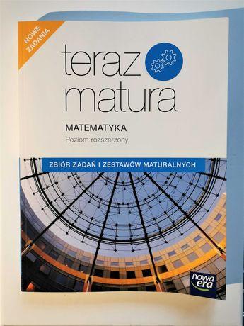 Zbiór zadań i zestawów maturalnych z matematyki rozszerzonej Nowa Era