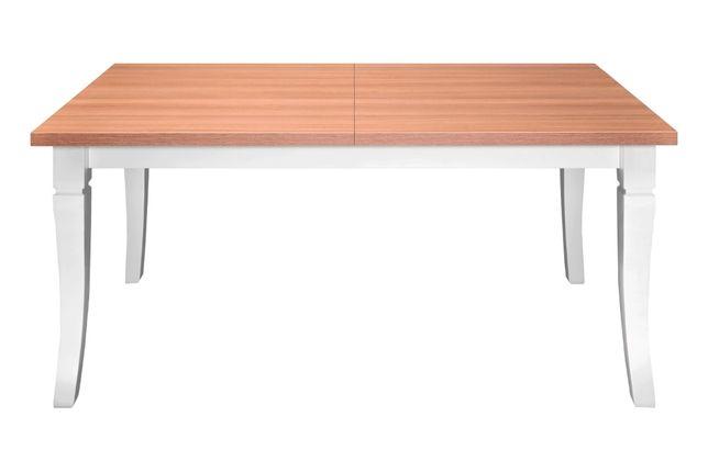 Stół Diament rozkładany drewniane nogi 160/90/240 darmowa dostawa