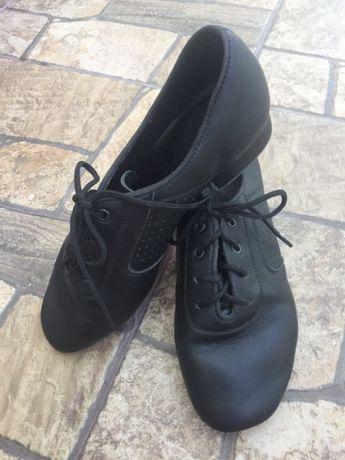 Продам танцевальные туфли Galex (20 р) для мальчика