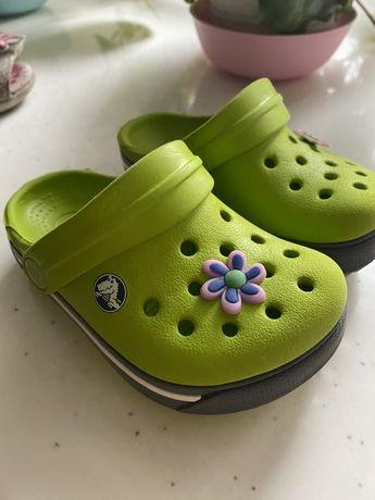 Продам crocs с4 оригинал в идеальном состоянии