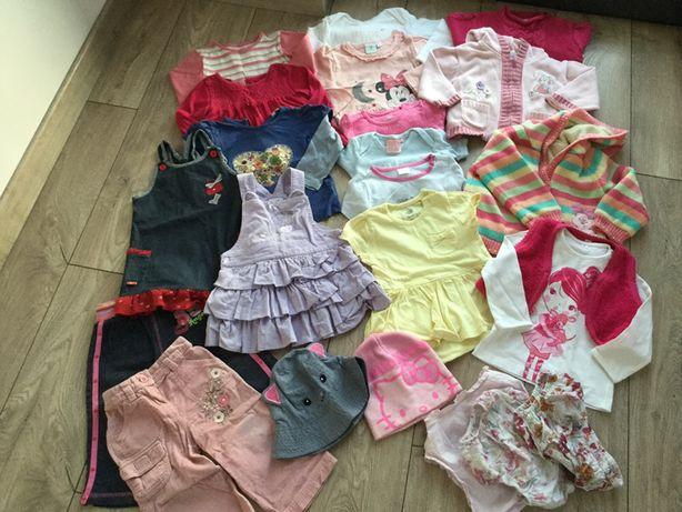 Ubranka dziewczęce r.80