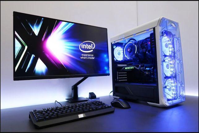 Игровой Zeus E5-1650+GTX1060 6gb SSD  RAM Системный блок