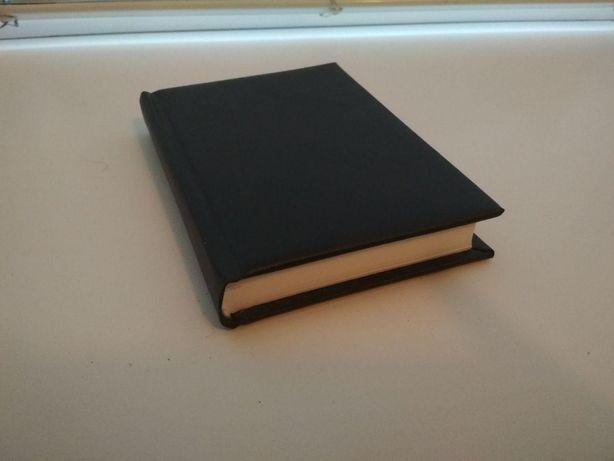 Ежедневник датированный A6 (Black)