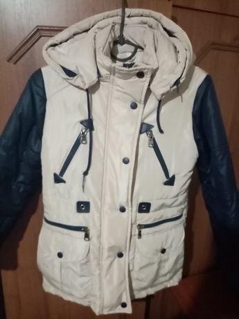 Парка. Зимняя куртка. Зимнее пальто