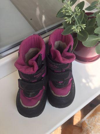 Зимові чобітки SuperFit 23 розмір