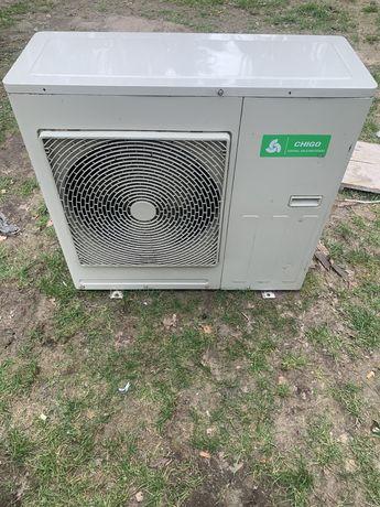 Pompa ciepła Chigo 7kw 230v inventer zewnetrzny klimatyzacja