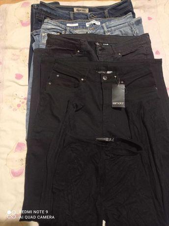 Spodnie damskie 38 rozmiar