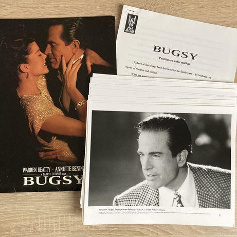 Bugsy- zdjęcia promocyjne x8 kadry filmowe