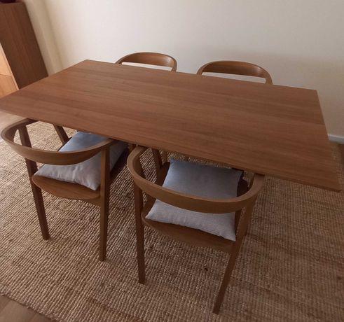 Conjunto mobília IKEA STOCKHOLM