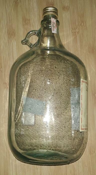 Бутыль 5 литров. Из под вина. Мариуполь - изображение 1