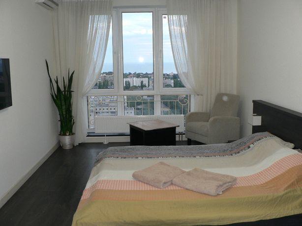 """Квартира на ул.М. Говорова,клиника """" Эксимер"""",Филатова,панорама моря."""