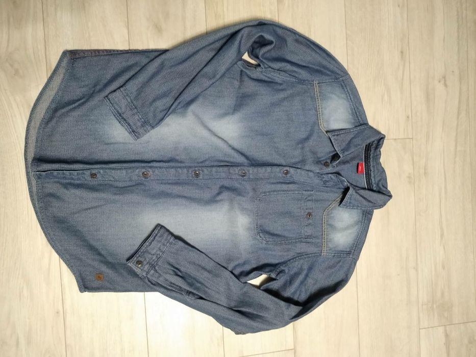 Сорочка рубашка джинсова для хлопчика Ровно - изображение 1
