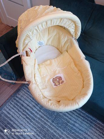 Koszyk Mojżesza dla niemowlaka Mamas&Papas, kołyska, łóżeczko