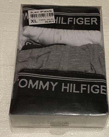 Męskie nowe bokserki Tommy Hilfiger rozmiar XL w 3 pack