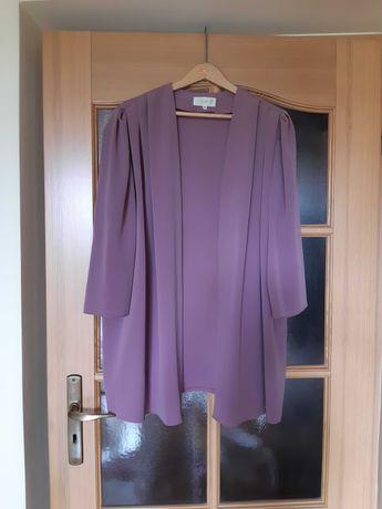 Żakiet Spódnica Bluzka Komplet