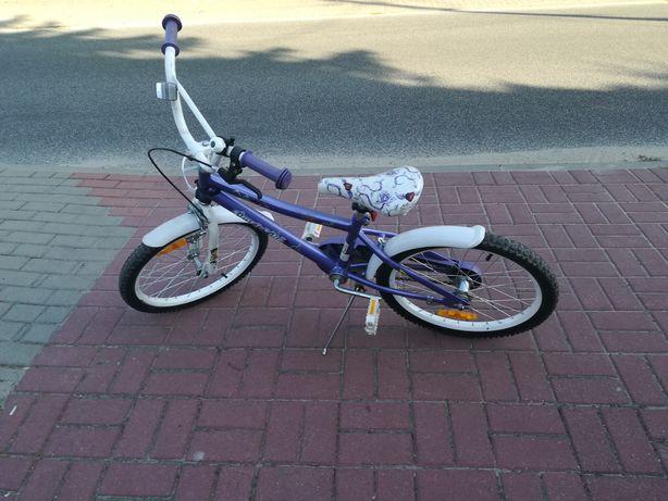 """Rowerek dla dziewczynki 20"""" simplebike"""