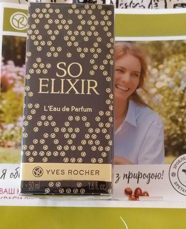 Парфюмированная вода So Elixir 50мл Yves Rocher Ив Роше