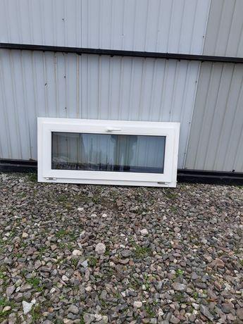 Okna uchylne 130x60 Niemieckie dowóz