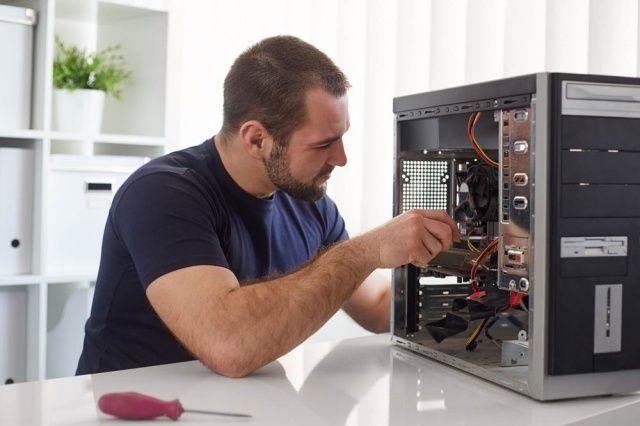 Ремонт компьютеров, ноутбуков на дому у заказчика