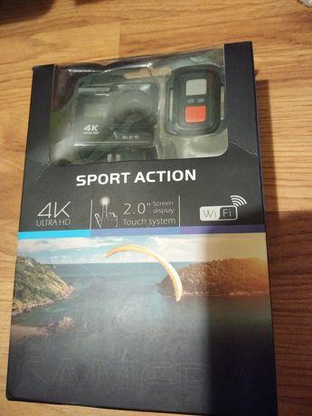 Kamera sportowa nowa bardzo dużo dodatkowch akcesorii