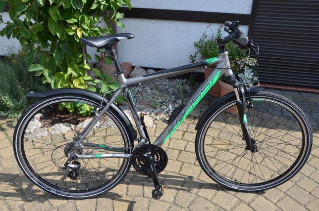 rower kross evado 1.0 rama 21 jak nowy