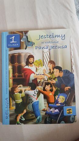 Religia 1 podręcznik jesteśmy w rodzinie pana jezusa