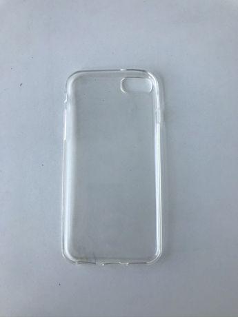 Прозрачный чехол на 7 айфон