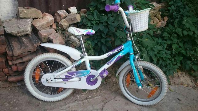 Детский велосипед Giant